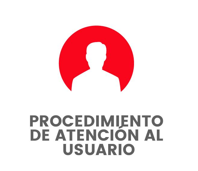 Procedimiento de atención al usuario